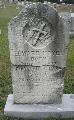 Edward Hoyer