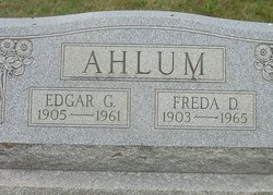 Freda D. Ahlum