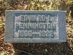 Edward I Pennington