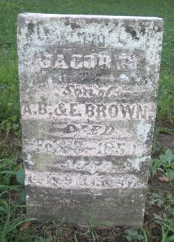 Jacob B Brown