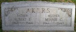 Albert Elsworth Akers