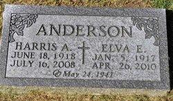 Harris Alton Anderson