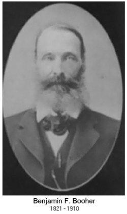 Benjamin F Booher