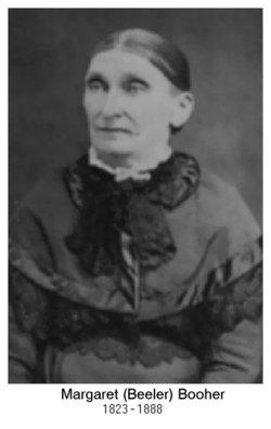 Margaret <I>Beeler</I> Booher