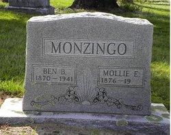 """Benjamin B. """"Ben"""" Monzingo"""