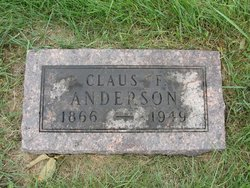 Claus F Anderson