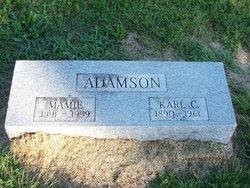 "Madra ""Mamie"" <I>Masters</I> Adamson"