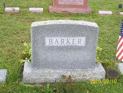 Marcella <I>Perry</I> Barker