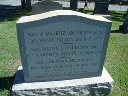 A Mauritz Anderson