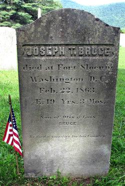 Joseph T Bruce