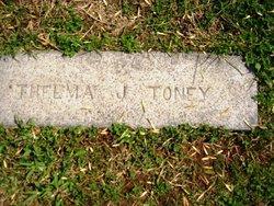 Thelma June Toney
