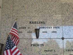 John C Keeling