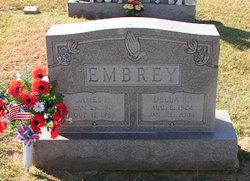 Della Katherine <I>Nicholson</I> Embrey