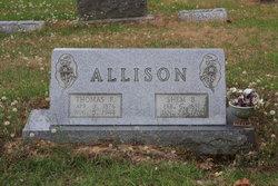 Shem B <I>Bishop</I> Allison