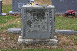Mattie Baldwin