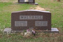 Mabel <I>Butcher</I> Walthall