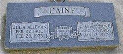 Julia Alleman Caine