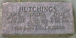 Frilly Jane Hutchings