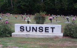 Sunset garden memorial cemetery in henderson north carolina find a grave cemetery for Sunset memory garden funeral home