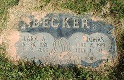 C Thomas Becker