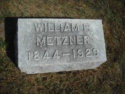 William F. Metzner