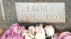 Emma Marie Ida <I>Venghaus Kretzschmar</I> Maertz