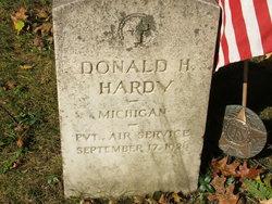 Donald H Hardy