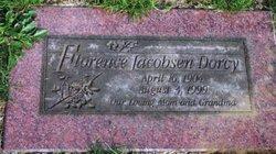 Florence <I>Jacobsen</I> Dorcy