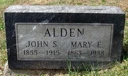 John S Alden