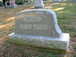 Bertha I. <I>Johnson</I> Drake