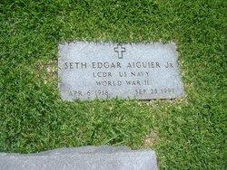 Seth Edgar Aiguier, Jr