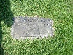 """Annette """"Nettie"""" <I>Phillips</I> Davis"""