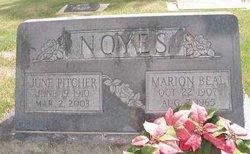 Marion Beal Noyes