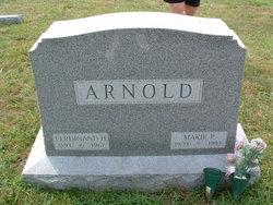 Ferdinand H. Arnold