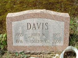 Idolyn Vera <I>Mason</I> Davis
