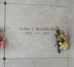 Elma Paxman <I>Lund</I> Woodbury