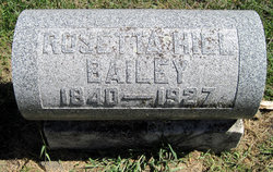 Rosetta <I>Hill</I> Bailey