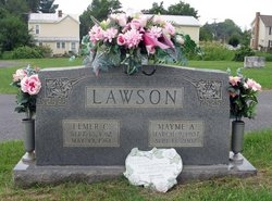 Mayme Alice <I>Williams</I> Lawson