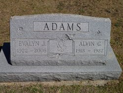 Alvin G Adams