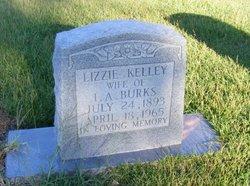 Lizzie <I>Kelley</I> Burks