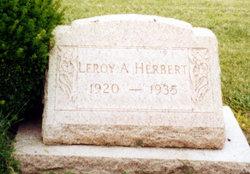 Leroy Arthur Herbert