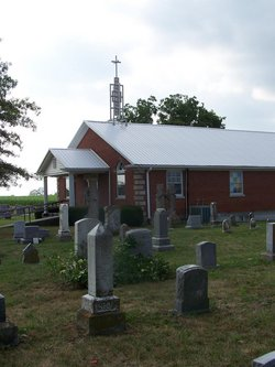 Shawnee Run Baptist Church Cemetery