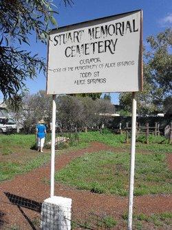 Stuart Memorial Cemetery