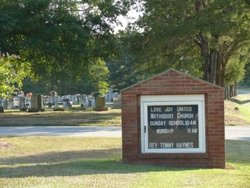 Lovejoy United Methodist Church Cemetery