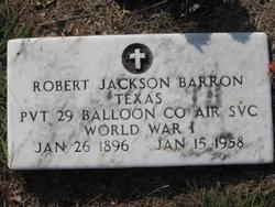 Robert Jackson Barron