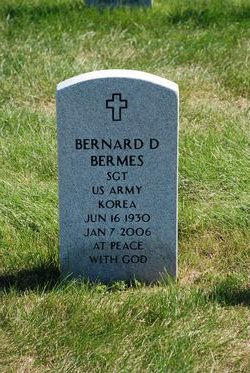 Bernard Donald Bermes