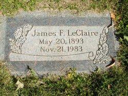 James Francis Le Claire