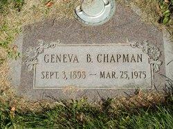 Geneva H Chapman