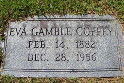 Eva Jane <I>Gamble</I> Coffey
