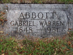 Gabriel Warren Abbott